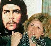 Aleida Guevara March ore09:20 Giovedì 19 Marzo, on Air su TRS Radio!