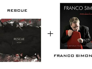 "RESCUE + FRANCO SIMONE, Sabato 20 Gennaio  ore 14:30   ""ViVOLiVE ""  TRS Radio"