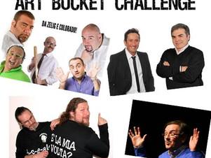 ART BUCKET CHALLENGE  TRS Radio! diretta in beneficenza per la SLA - Grugliasco