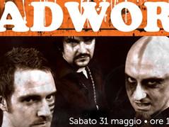 """MADWORK live nel """"ViVOLiVE in ME"""" di TRS Radio! Sa 31 maggio ore 16:30"""