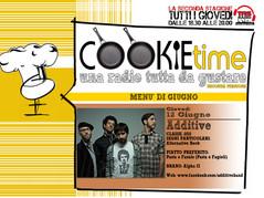 Gli Additive nel Cookie Time di Mattia Garro su TRS Radio!