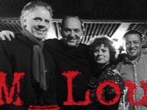 """M_LOU , Sabato 05 Aprile ore 16:30   """"ViVOLiVE in ME""""  TRS Radio e Magazzino Musicale Meru"""