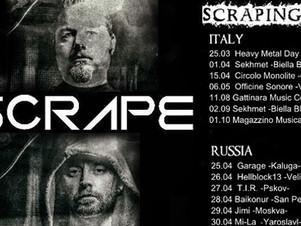 """BIOSCRAPE, Domenica 01 Ottobre ore 16:00   """"ViVOLiVE in ME""""  TRS Radio e Magazzino Musical"""