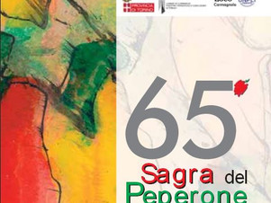 TRS Radio! diretta dalla 65^ SAGRA DEL PEPERONE di CARMAGNOLA