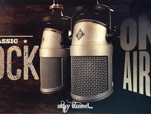 CLASSIC ROCK ON AIR su TRS Radio! Ogni Venerdi ore 21