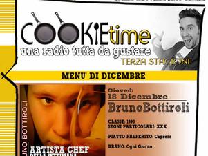 Mattia Garro incontra Bruno Bottiroli nel Cookie Time di TRS Radio!