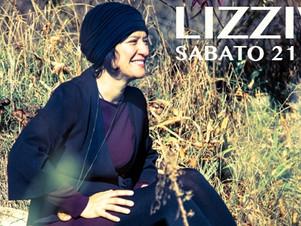 """LIZZIWEIL, Sabato 21 Febbraio ore 16:30   live nel """"ViVOLiVE in ME""""  TRS Radio e Magazzino"""