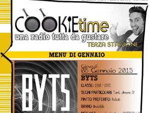 """Matt Garro e Cookie Time incontrano i BYTS su TRS Radio con una puntata rigorosamente """"dietetica""""!"""