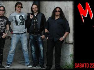 """MOMO, Sabato 23 Maggio ore 16:30   live nel """"ViVOLiVE in ME""""  TRS Radio e Magazzino Musica"""