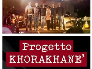 "Progetto KHORAKHANE', Sabato 14 Gennaio  ore 14:30   ""ViVOLiVE ""  TRS Radio"
