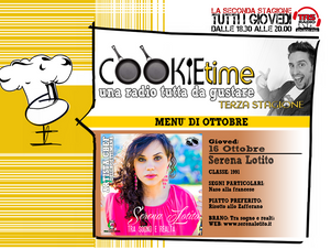 Mattia Garro con una nuova punata del Cookie Time, on Air su TRS Radio!