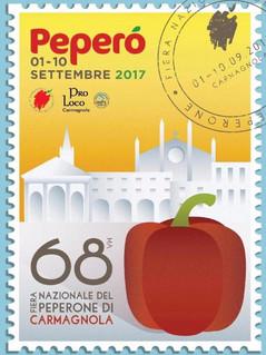 68 SAGRA DEL PEPERONE - Carmagnola 1 - 10 settembre 2017