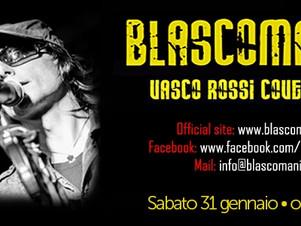 """BLASCOMANIA, Sabato 31 Gennaio ore 16:30   live nel """"ViVOLiVE in ME""""  TRS Radio e Magazzin"""