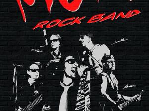 "MOMO Rock Band, Sabato 07 Maggio  ore 14:30   ""ViVOLiVE ""  TRS Radio"