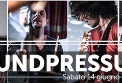 """SOUNDPRESSURE live nel """"ViVOLiVE in ME"""" di TRS Radio! Sa 14 Giugno ore 16:30"""