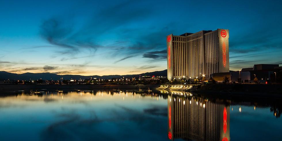 March 2, 3, 4 - 2021 Grand Sierra Resort, Reno, NV