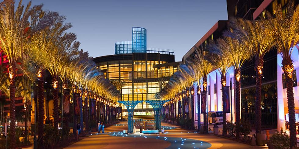 June 11, 12, 13, - 2021 Anaheim