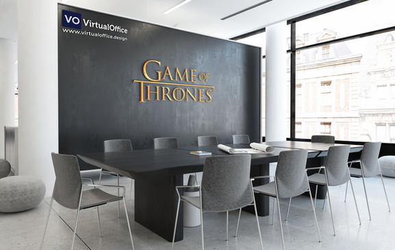 Virtual Office - Game of Thrones