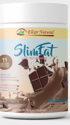 SlimFat Meal Replacement_ Chocolate