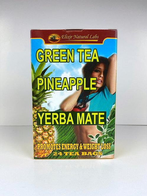 TE VERDE YERBA MATE TEA
