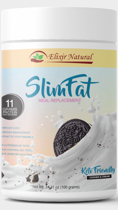 SlimFat Meal Replacement_ Oreo