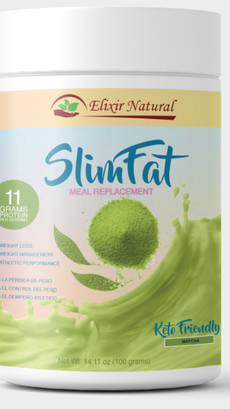 SlimFat Meal Replacement_ Matcha
