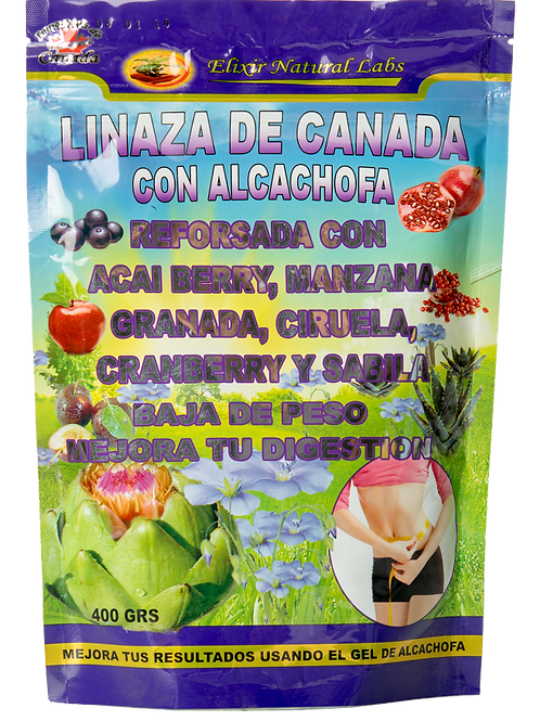 LINAZA & ALCACHOFA