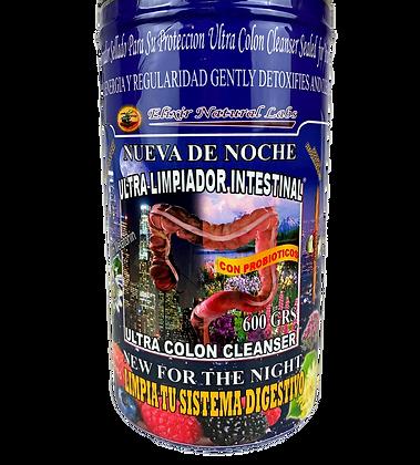 Ultra Limpiador Intestinal DE NOCHE 600grs