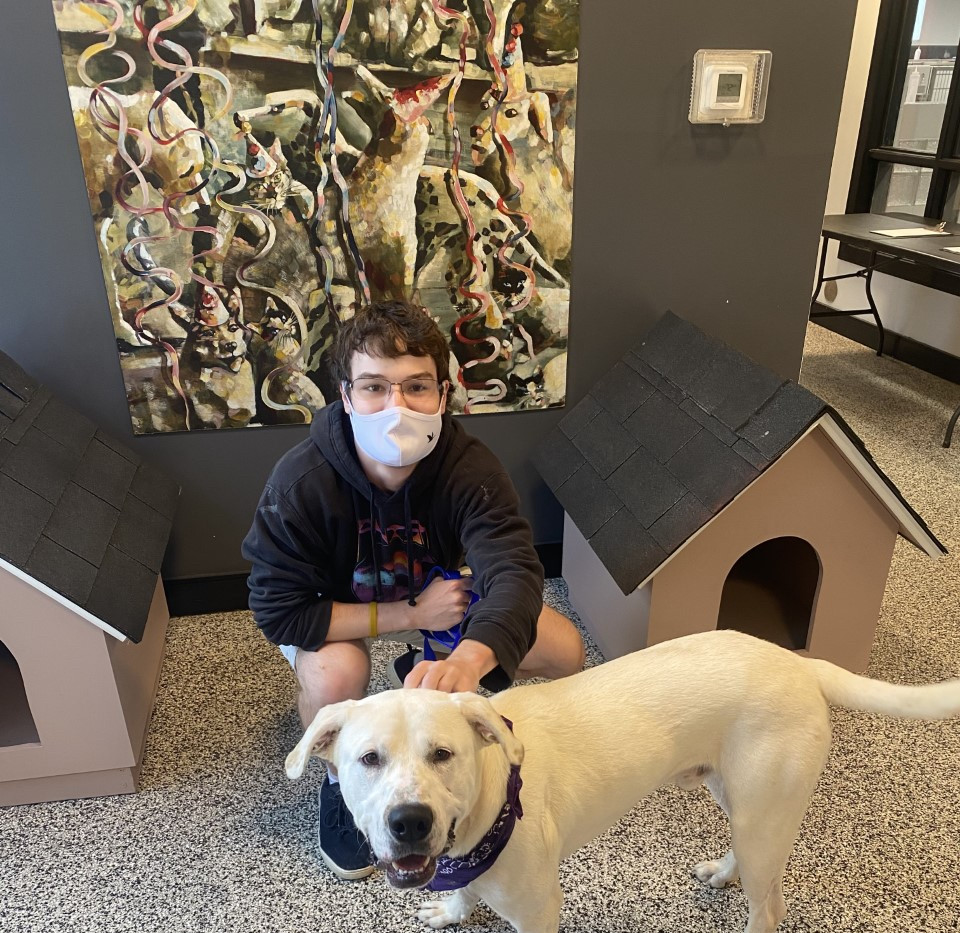 Ace was ADOPTED!