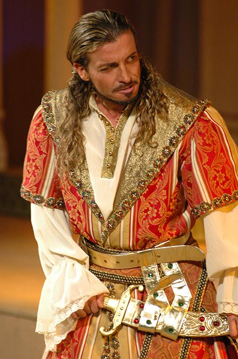 L'italiana di Algeri - Mustafà