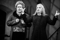 Basilio, con Carlo Lepore