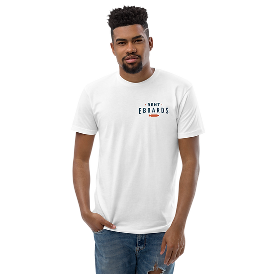 Rent EBoards T-shirt - White
