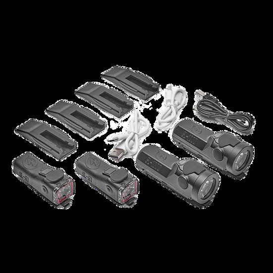 ShredLights SL-1000/R1 Onewheel Combo Pack