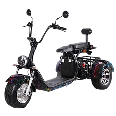 Fat Boy Trike e-scooter