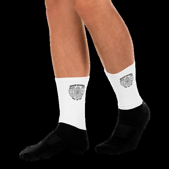 HOC Badge Socks