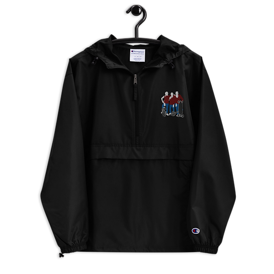 Embroidered AggiEboards Jacket
