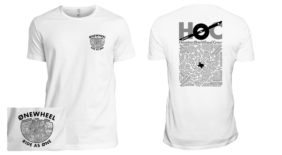 HOC Ride as One T-Shirt