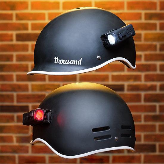 ShredLights Helmet Combo Pack
