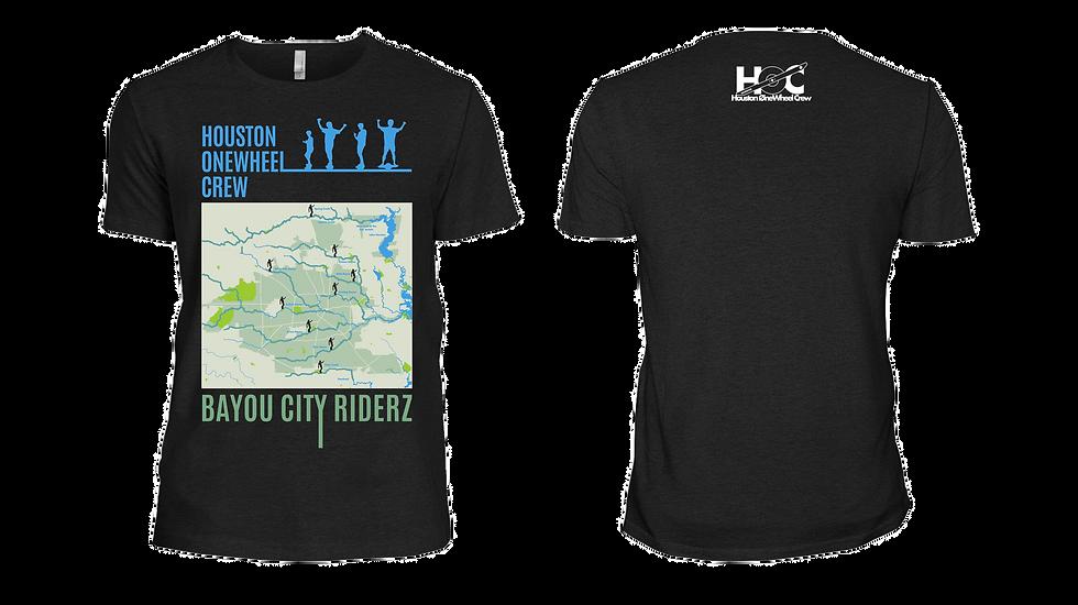 HOC Bayou City Riderz T-Shirt