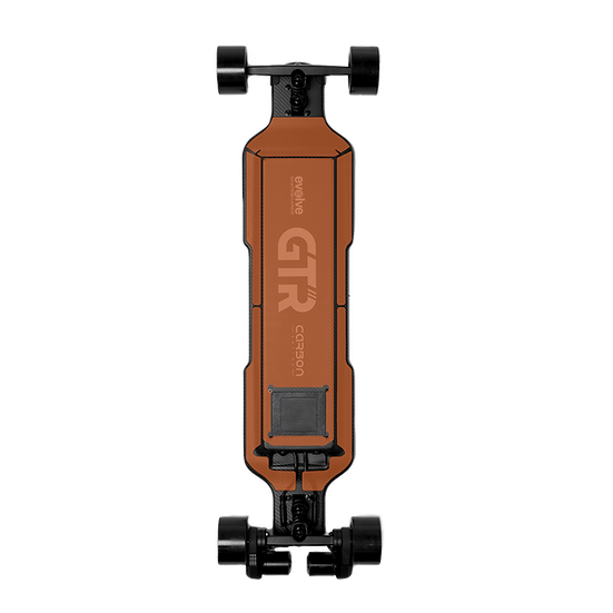 GECKODERM - Protective skin for Evolve GTR Carbon