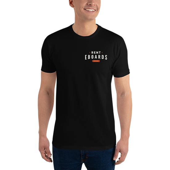 Rent EBoards T-shirt - Black