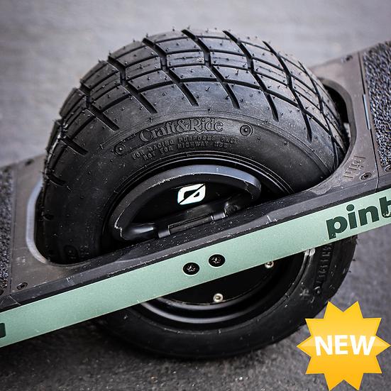 Craft&Ride x Burris All-Terrain Treaded Tire for Onewheel Pint