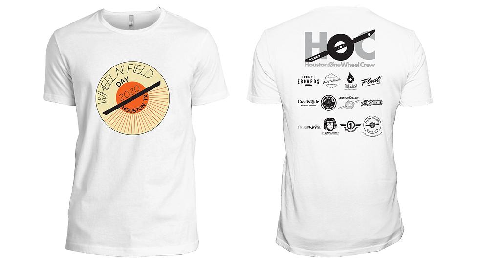 Wheel N' Field Day 2020 T-Shirt