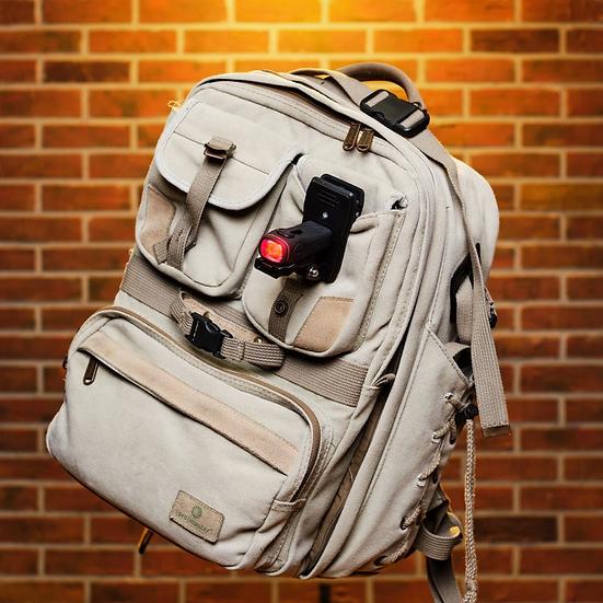ShredLights SL-200 Backpack Single Pack
