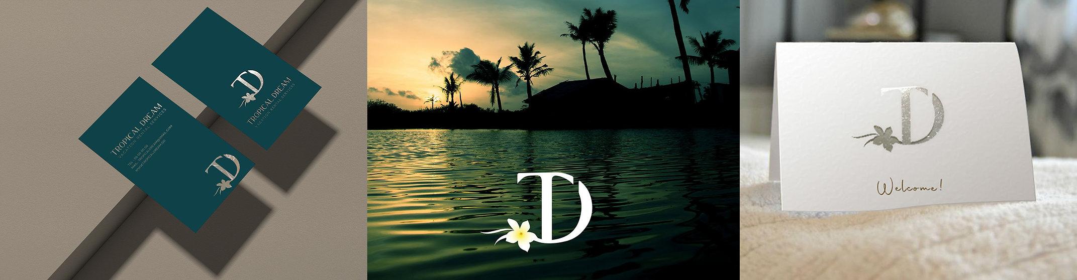 création-logo-Plaquette Tropical dream2