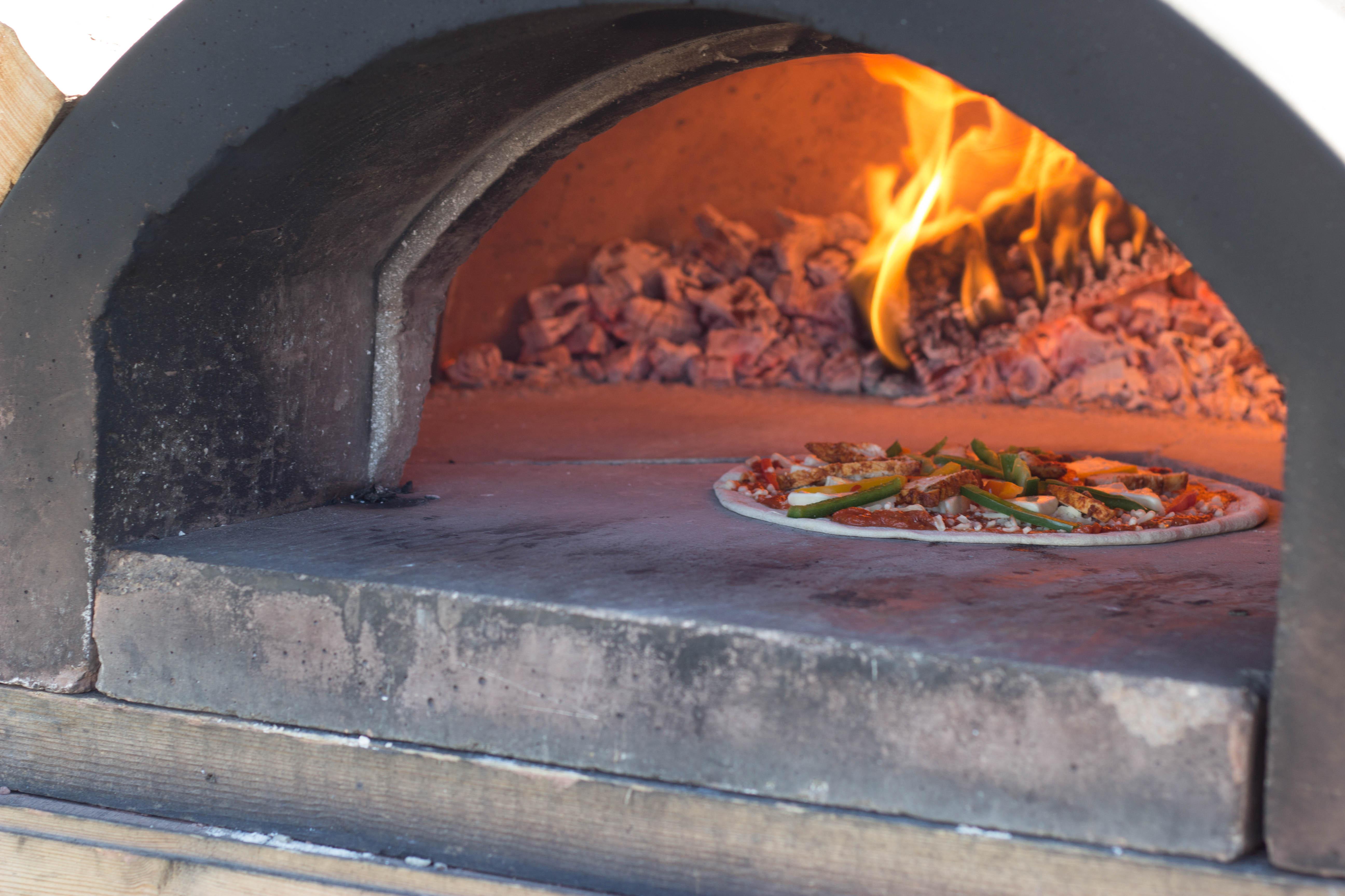 Stoned North Devon pizzas