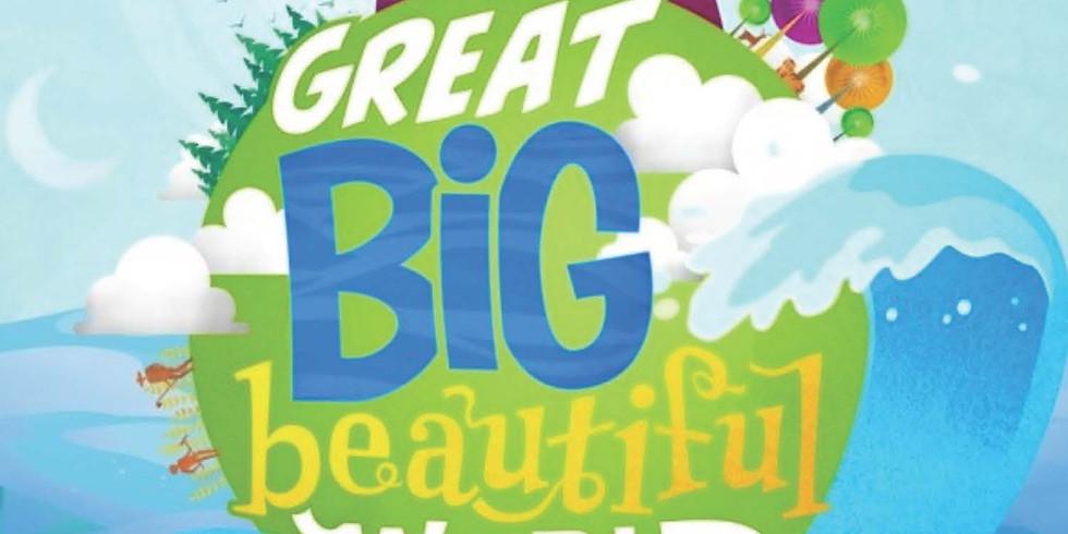 VACATION BIBLE SCHOOL: Great Big Beautiful World