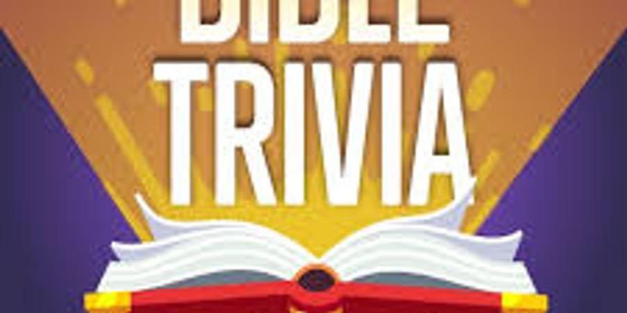 SJBC Bible Trivia