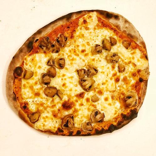 Gruyere & Garlic Mushrooms
