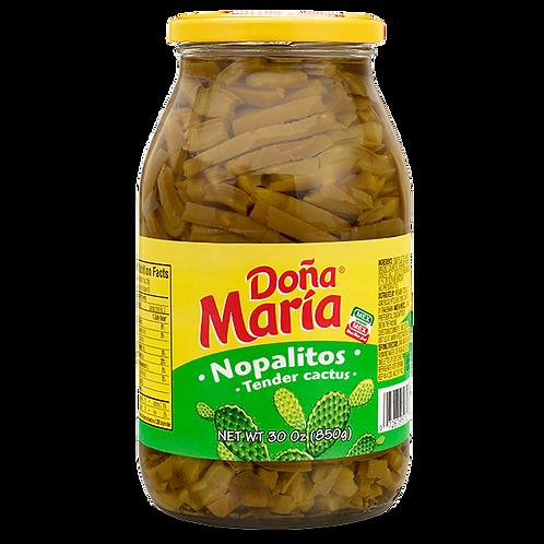 Nopales Dona Maria 850g